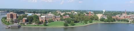 University Of Virginia Campus Map by Hampton University