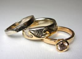 Custom Wedding Rings by Wedding Rings W Specializes In Custom Wedding Bands In Seattle Wa