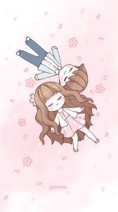 Cute Wallpaper by Top 25 Best Cute Couple Cartoon Ideas On Pinterest Couple