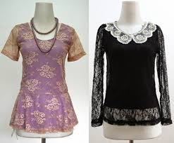 model baju atasan untuk orang gemuk 2015 model baju dan 11 contoh gambar model baju atasan wanita modern terbaru 2016