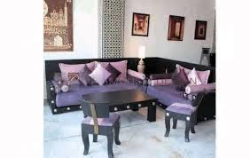 Banquette Marocaine Moderne by Decoration Salon Marocain Moderne