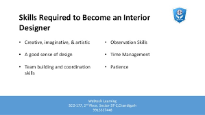 Interior Designer Course by Interior Designing Course In Chandigarh