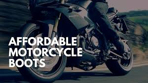 affordable motorcycle boots inexpensive gear guide motorcycle protective gear you can afford