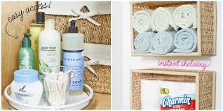 organized bathroom ideas dollar store bathroom organization ideas diy dollar store ideas