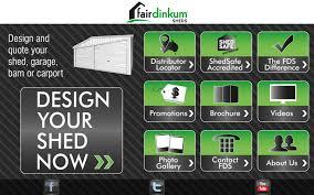 home design 3d udesignit apk fair dinkum sheds designer android apps on google play
