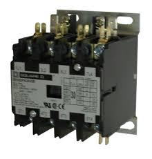square d 8910dpa44v09 40 amp 4 pole definite purpose contactor