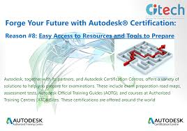 autodesk certification exams