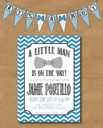 picadilly prints a little man is on his way baby boy shower