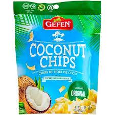 gefen kosher gefen coconut chips 1 41 oz passover kosherfamily online