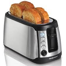 Easy Clean Toaster Toasters Hamiltonbeach Com