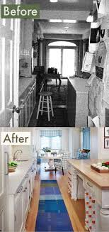 what to do with a small galley kitchen 17 galley kitchen remodel before and after ideas 2019
