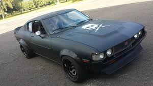 toyota celica custom mad max inspired toyota celica i u0027ve been building for the last 3