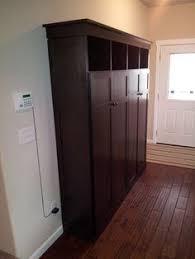 Entryway Locker System Shelton Storage Locker Entryway Furniture Mudroom Furniture
