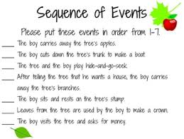 giving tree by shel silverstein a complete literature study