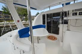 robertson and caine leopard 40 owner version yacht for sale