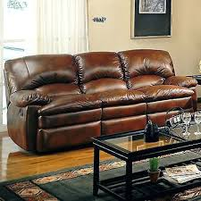 Worn Leather Sofa Leather Sofa Oversized Leather Sectional Sofa Sat On This And