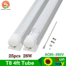 4ft led tube light sunway lighting led bulbs tubes t8 4 ft led tube light ac85 265v