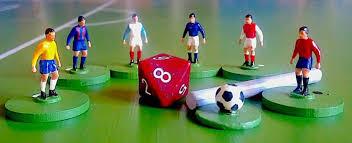 table top football games striker table soccer