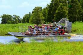 fan boat tours miami airboat ride at wild florida with transportation orlando