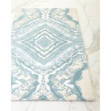 Aqua Bathroom Rugs Abyss Habidecor Geode Bath Rug 105 Kwd Liked On Polyvore