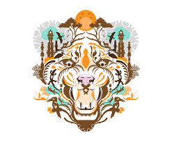 bengal tiger cover illustration bengal tiger bengal and tigers