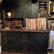 primitive kitchen furniture primitive country kitchen cabinets exitallergy