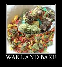 Wake N Bake Meme - wake and bake meme on sizzle