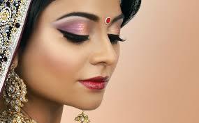 makeup bridal gold and burgundy bridal makeup