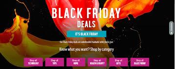 body shop black friday sale uk retailers ramp up their black friday deals online dac uk