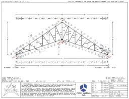 Wood Truss Design Software Download by Trusses Panel Systems