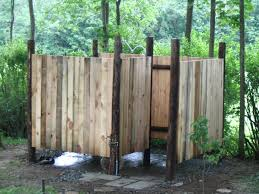 Outdoor Shower Room - old fashioned outdoor shower designs designed using classic and
