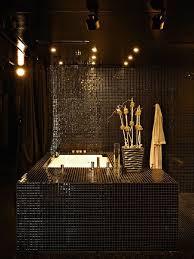 black bathrooms ideas 40 best black bathrooms images on bathrooms