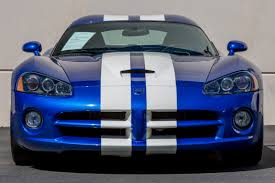 Dodge Viper 1990 - 2006 dodge viper srt 10 first edition 169 200 u2013 west coast exotic cars