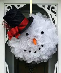 snowman door decorations snowman door decoration drone fly tours