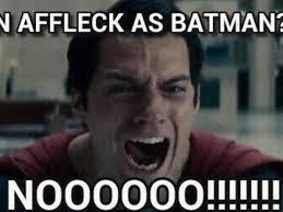 Val Kilmer Batman Meme - the five stages of batfleck grief the m cluster