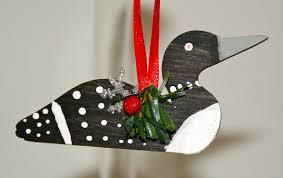 loon ornament whetung ojibwa centre