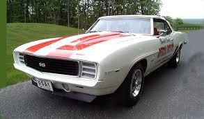 69 camaro pace car 1969 camaro indy pace car