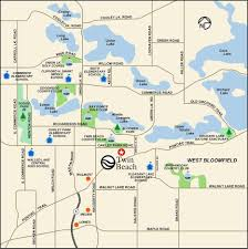 Livonia Michigan Map by Twin Beach West Bloomfield Mi New Construction Homes Windmill