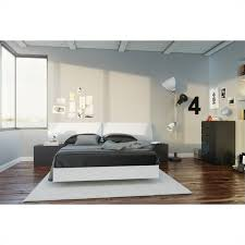 full size platform bed frame bonners furniture