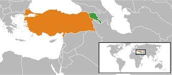 armenia on world map armenia turkey relations