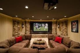 Family Room With Sectional Sofa Home Theater Sectional Sofas Foter