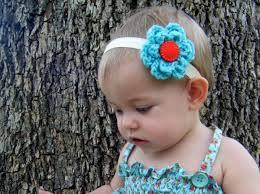 crochet flower headband flower headband free crochet pattern