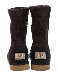 ugg boots sale miami ugg australia knit toe mid calf boots shoes wuugg23655