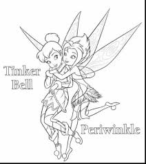 tinkerbell coloring pages printable alphabrainsz net