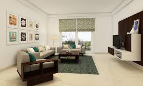 buy sleek contemporary living room online in india livspace com