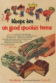 buy halloween candy halloween candy ads from the 1950s and 1960s