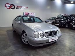 used mercedes benz clk 2001 for sale motors co uk