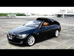 bmw 3 series convertible roof problems bmw 3 series convertible e93 roof folding mechanism