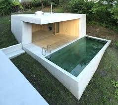 small outdoor swimming pools best swimming pools spas designs