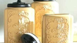 unique kitchen canister sets unique kitchen canisters beautiful marvelous kitchen canister sets
